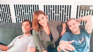 Javián, Geno y Álex Casademunt, integrantes de Fórmula Abierta / Instagram