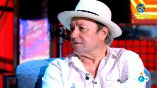 Amador Mohedano  en 'Viernes Deluxe' / Telecinco
