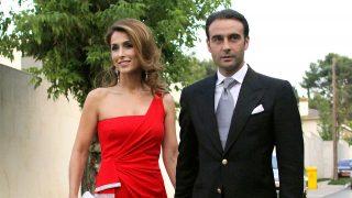 Enrique Ponce y Paloma Cuevas em imagen de archivo/Gtres