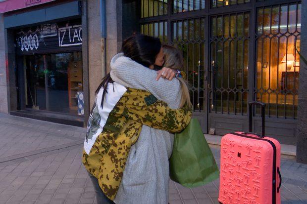 Rocío Flores y Olga Moreno en una imagen de archivo./Gtres