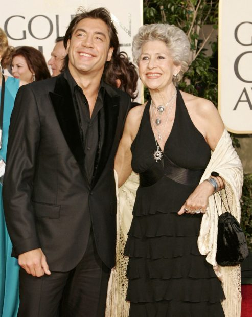 Javier y Pilar Bardem en una imagen de archivo./Gtres