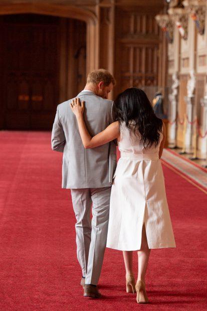 Príncipe Harry y Meghan Markle/Gtres