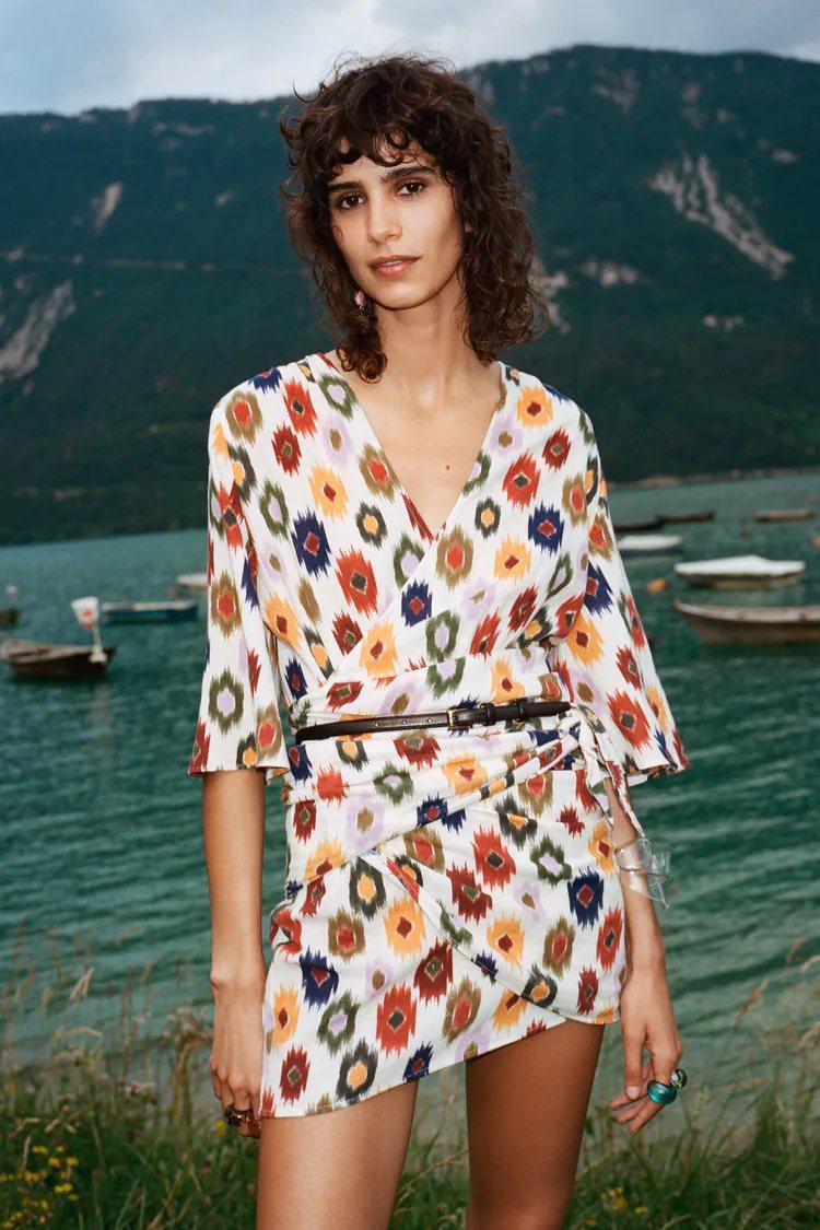 El nuevo vestido viral de Zara amenaza con convertirse en uno de los más vendidos de la historia