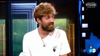 Alejandro Albalá ya está en España / Telecinco