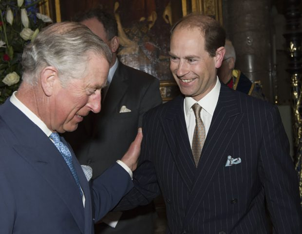 El príncipe Eduardo