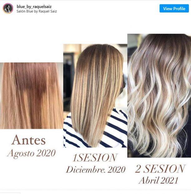Rubios, castaños, mantenimiento y más, así es el color de pelo del verano (palabra de experta)