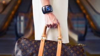 La fórmula para conseguir un Louis Vuitton a mitad de precio