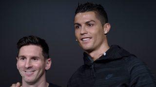 Leo Messi y Cristiano Ronaldo en una imagen de archivo/Gtres