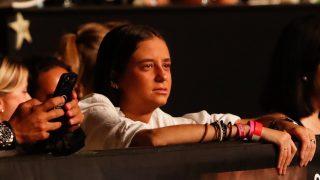 Victoria Federica en una imagen en el festival / Gtres