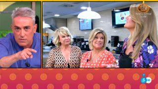 'Sálvame' en pie de guerra con las hermanas Campos tras su entrevista hablando de Mila/Telecinco