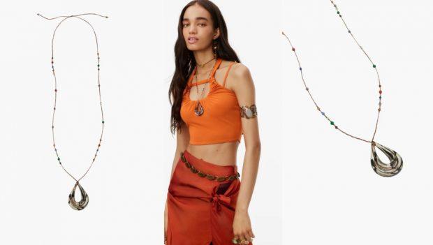 Collar edición limitada de Zara