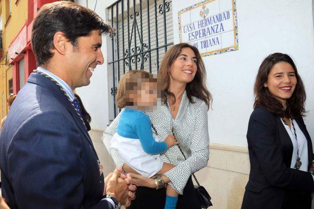 Francisco Rivera, Lourdes Montes, Cayetana Rivera