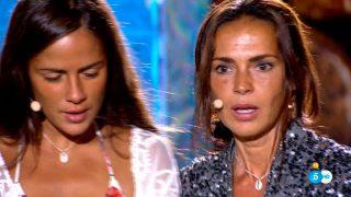 Olga ha sido salvada, por lo que se ha convertido en la segunda finalista de la noche / Telecinco