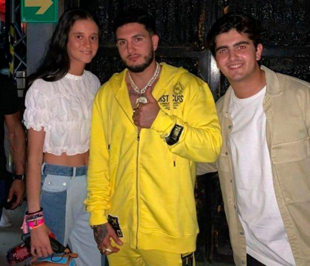 Victoria Federica, Omar Montes, Jorge Bárcenas
