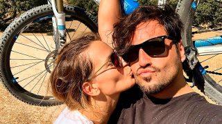 David Bustamante y Yana Olina / Instagram