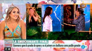 Rocío Flores opina de la victoria de Olga Moreno / Telecinco