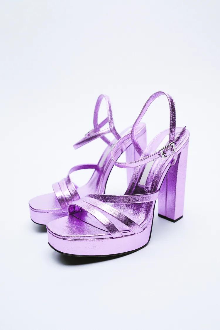 Zara clona las exclusivas sandalias Call de Dior por menos de 30 euros