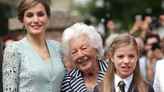 Muere Menchu Álvarez, la abuela de la reina Letizia / Gtres