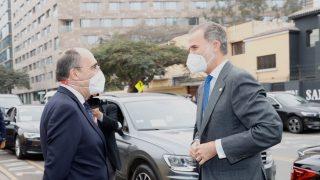 El Rey Felipe se encuentra en Perú / Gtres