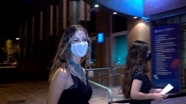 Jaydy Michel y Manuela Sanz no han querido perderse el concierto de Rosario Flores en las noches del Jardín Botánico de Madrid / Gtres