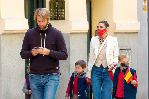 Eugenia Osborne y Juan Melgarejo se separan tras 14 años y tres hijos en común / Gtres