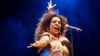 Rosario Flores, en su concierto en Madrid / Gtres