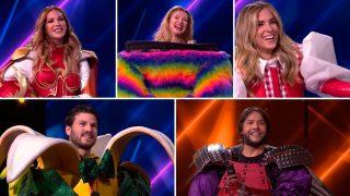 Estos han sido los finalistas de 'Mask Singer' / Antena3