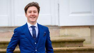 El príncipe Christian de Dinamarca / Gtres