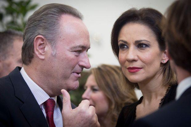 Silvia Jato y Albert Fabra / Gtres