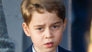 El príncipe George en una imagen de archivo/ Gtres