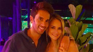 Alba Carrillo y Santi Burgoa/Instagram @albacarrillooficial