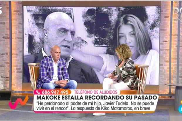 Kiko Matamoros en 'Viva la Vida'./Telecinco