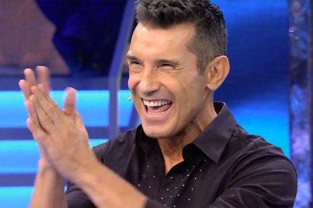 Jesús Vázquez cuenta con una larga trayectoria profesional en el mundo de la televisión./Telecinco