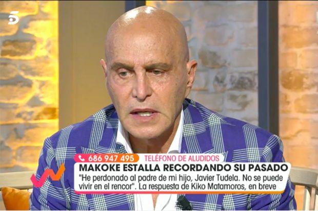 Kiko Matamoros no atraviesa su mejor momento personal debido al distanciamiento con su hija Ana./Telecinco