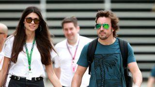 Fernando Alonso y Linda Morselli / Gtres