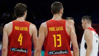 Marc y Pau Gasol dejan la Selección Española / Gtres