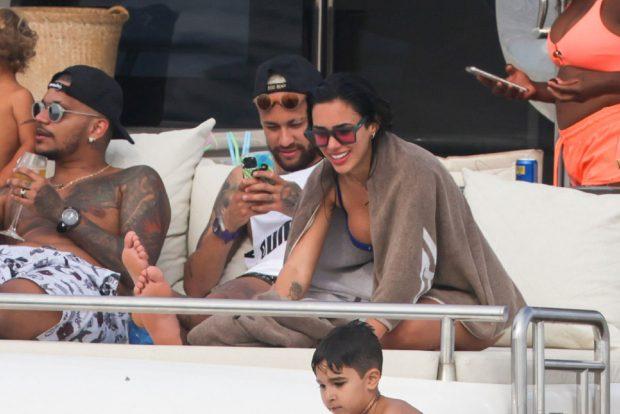 Neymar y Bruna Biancardi / Gtres