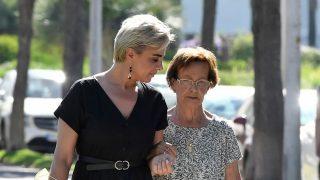 Ana María Aldón está preocupada por su madre  / Gtres