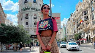 Pilar Rubio ha pasado unos días en Madrid / Instagram