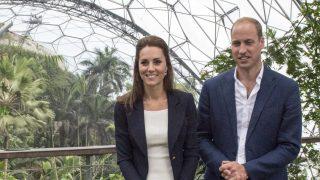 Los duques de Cambridge en una visita a las islas Sorlingas / Gtres