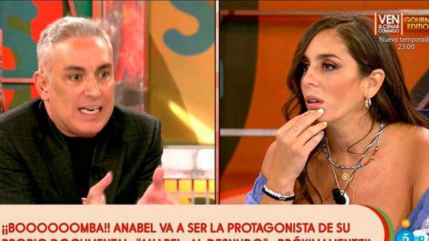 Kiko Hernández, Anabel Pantoja