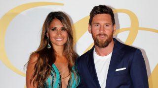 Leo Messi y Antonella Rocuzzo en una imagen de archivo / Gtres