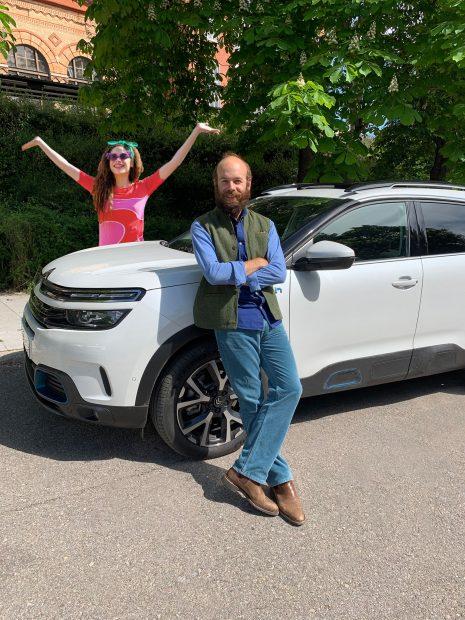 Cósima y Tristán Ramírez / Citroën