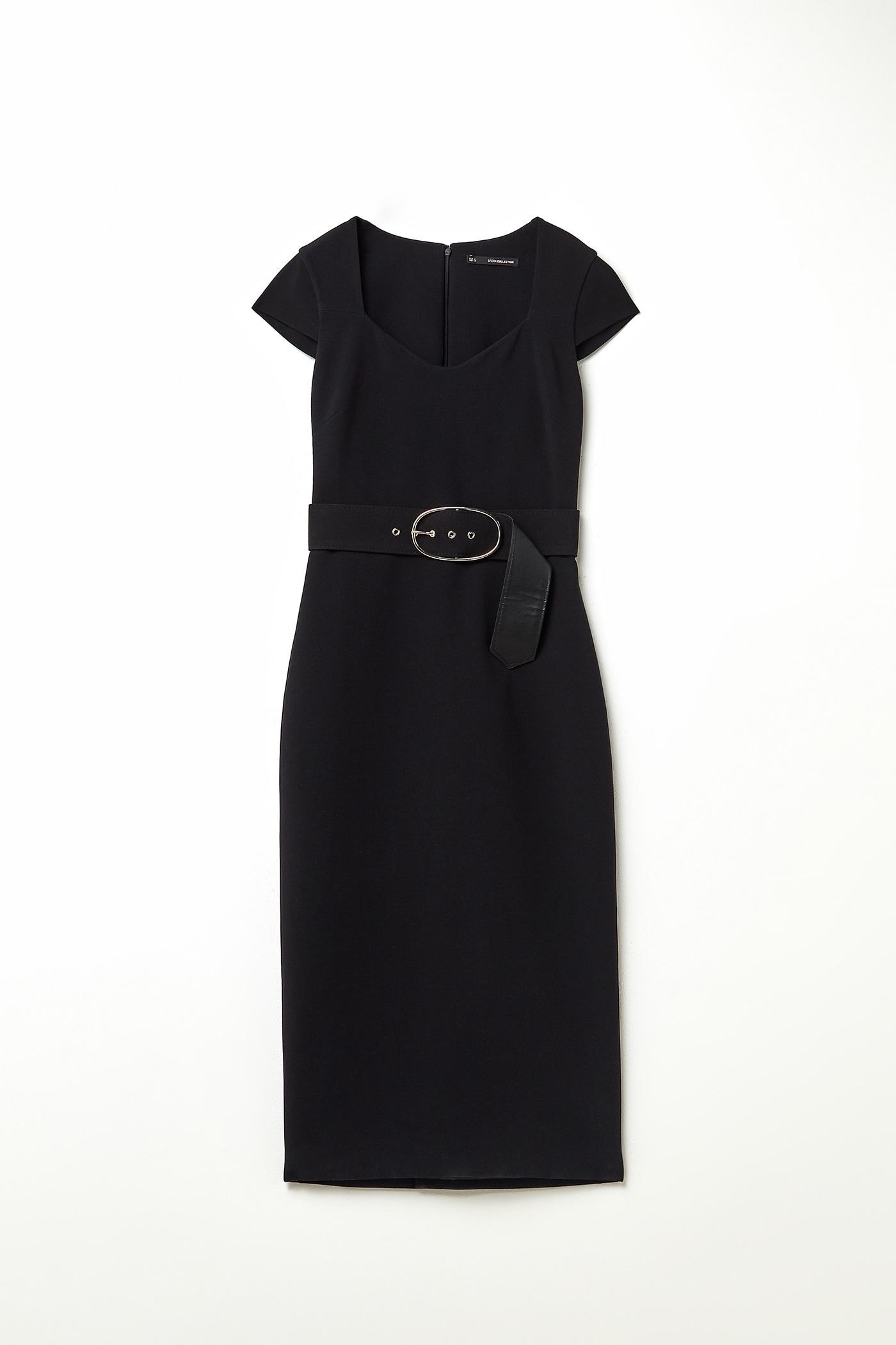 Sfera versiona el vestido Dolce Gabbana favorito de las editoras de moda de Nueva York