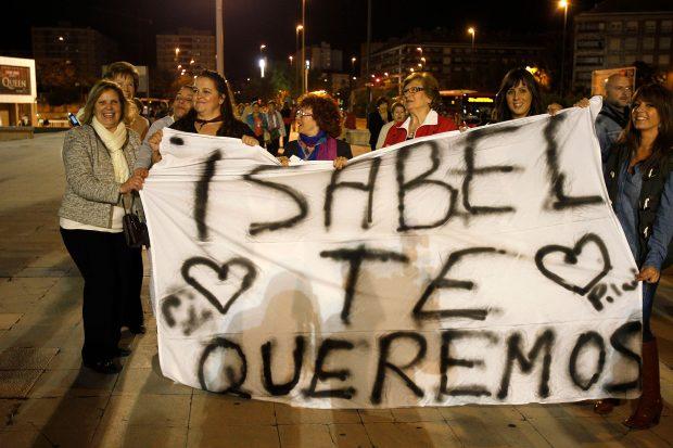 Isabel Pantoja fans