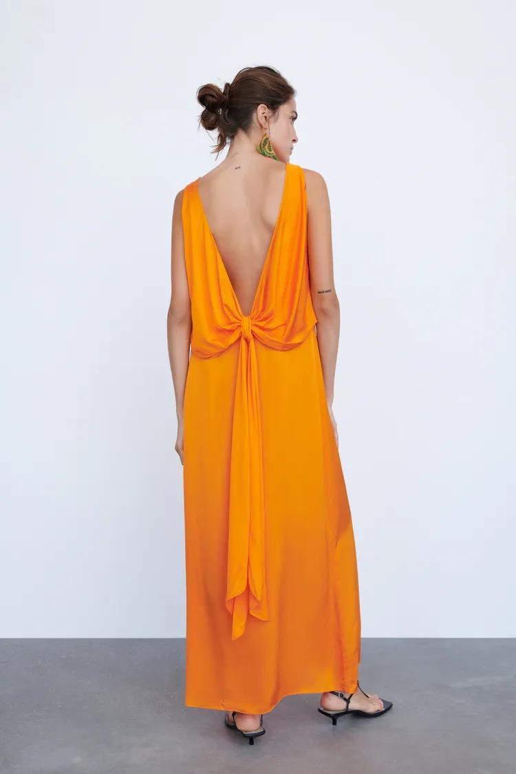 Zara presenta una colección de vestidos de fiesta inspirados en diseños de Valentino