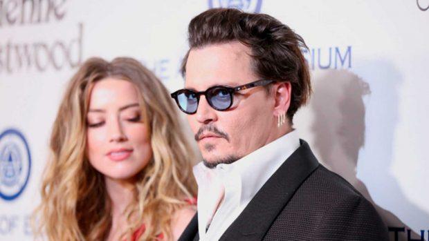 Amber Heard y Johnny Depp / Gtres