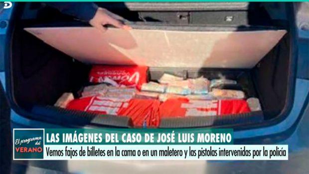 Así hacían el supuesto blanqueo de dinero la organización criminal a la que pertenecería José Luis Moreno / Gtres