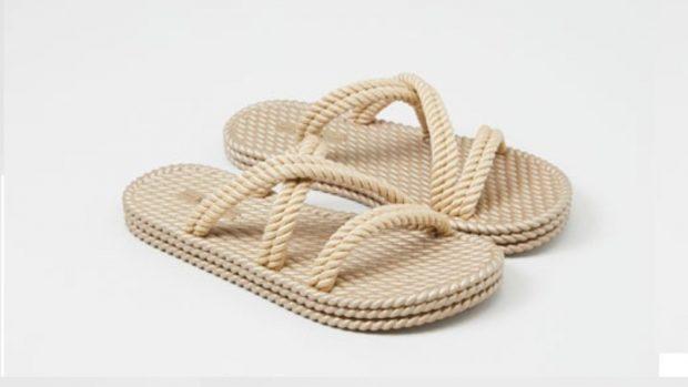 Lefties sandalias