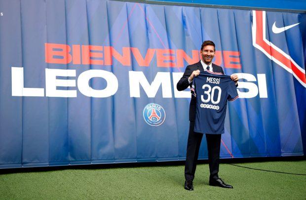 El fichaje de Leo Messi por el PSG ha paralizado París por completo / Gtres